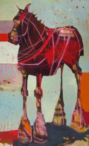 Sherri Belassen, Femme Cheval II