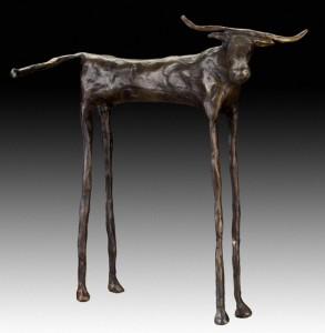 Leery Steer