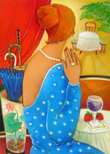 Lotus, Linda Carter Holman