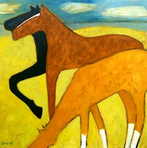 Jaime Ellsworth, Three Horses