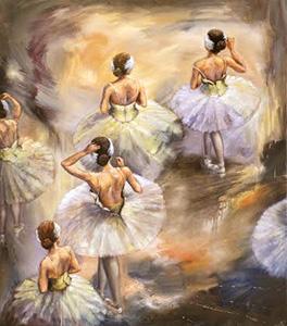 Andrea Peterson, Corps de Ballet