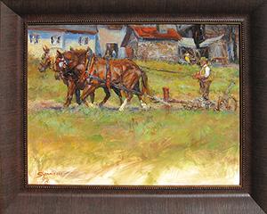 James Swanson, Plow Horses
