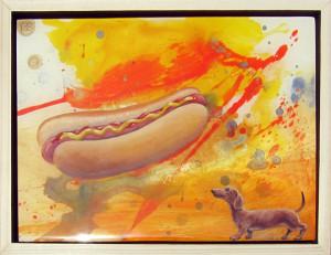 Hot Dog Encore, Andrea Peterson