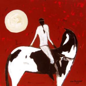 Moon Rider, Karen Bezuidenhout