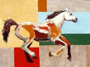 White Stallion, Ron Russon