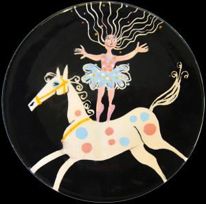 Circus Rider, Kathryn Blackmun