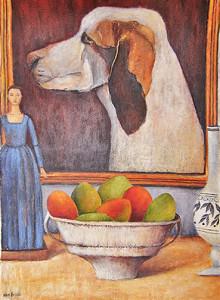 Mangoes, Rudie van Brussel
