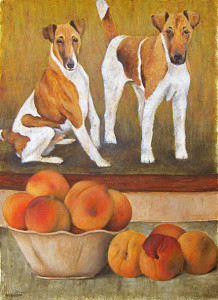Peaches, Rudie van Brussel