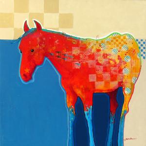 Eagle Horse, Jim Nelson