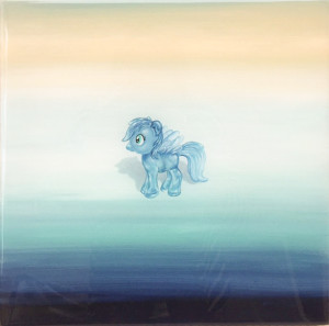 Glass Pegasus, Andrea Peterson