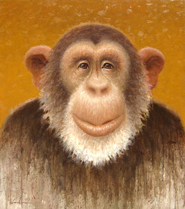 Yellow Ochre Chimp, Jeff Cochran