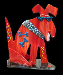 Red Pup, Sue Goldsand