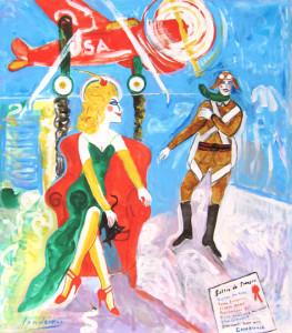 Letters of Transit (Casablanca), Earl Linderman
