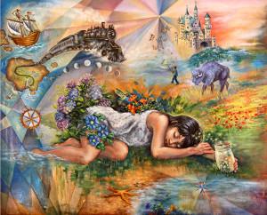 Dreamland, Andrea Peterson
