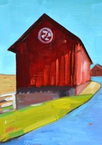 New Morning Barn