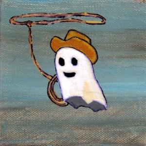 Ghost Cowboy