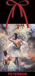 Andrea Peterson: Corps de Ballet