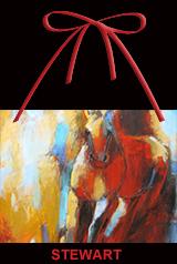 Deborah Stewart: Running Horse