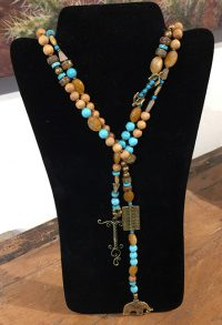 Necklace Joan Robinson $400