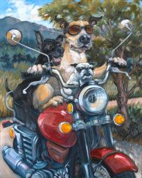 Rideshare, Connie Townsend