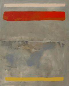 "Ryan Hale 60"" x 48"" acrylic on canvas"