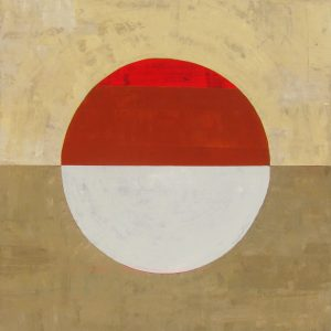 "Hemisphere by Ryan Hale 48"" x 48"""