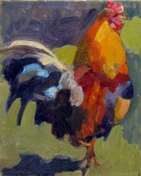 Struttin' by Sarah Webber