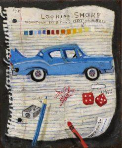 Character Sketch: The Blue One</em>Melinda K. Hall<br />13.25