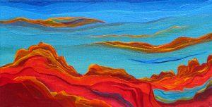 Fox Evening by Judy Choate