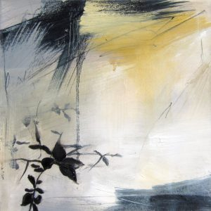 """Shadows II</em>Monika Steiner by Monika Steiner12"""" x 12""""oil on canvas"""