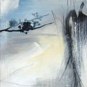 Shadows V by Monika Steiner