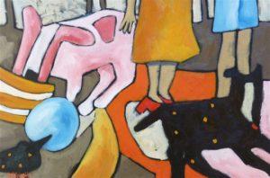 Pet the Dog III by Jaime Ellsworth