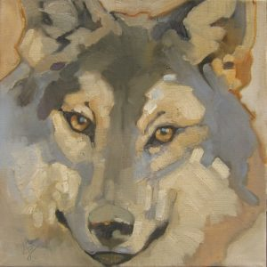 Wolf by Peggy Judy
