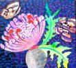 Night Blooming Protea by Rachel Slick