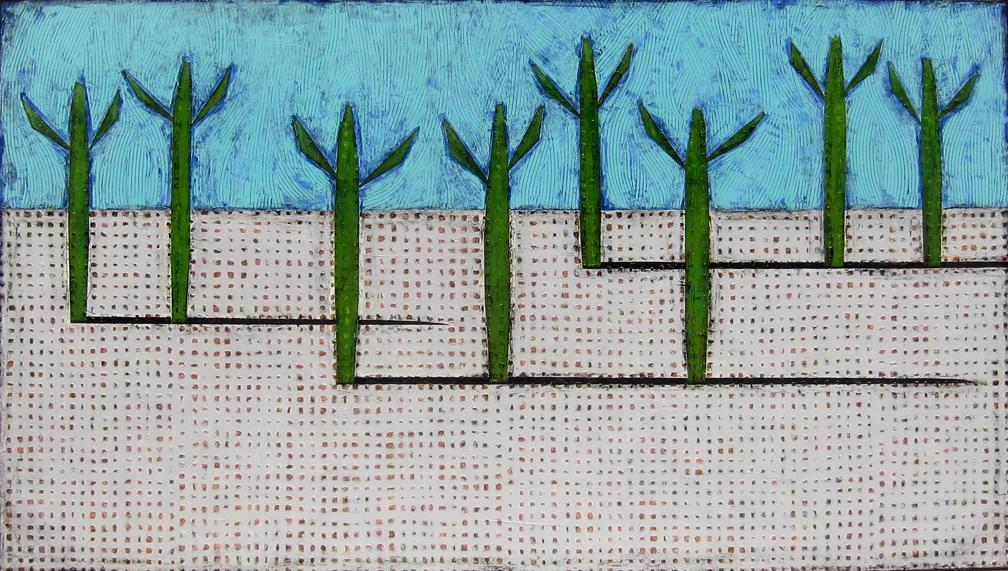 """Open Space by Nancy Pendleton 48"""" x 84"""""""