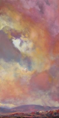 "1011 Albert Scharf 48"" x 24"" oil on canvas $3400"