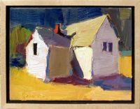 """August House Dana Hooper 7"""" x 9"""" oil on canvas $500"""
