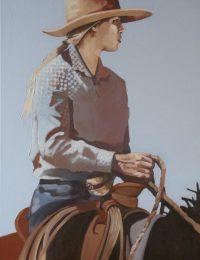 "Grace Peggy Judy 28"" x 22"" oil on canvas $3,100"
