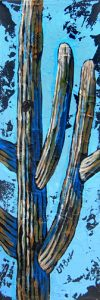 "Arizona Icon 2 by Diane F Barbee , 12"" x 4"", acrylic on canvas"