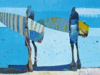 "Costa Sherri Belassen 36"" x 48"" oil on canvas"
