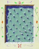 """Sonoran Window II Timothy Chapman 20"""" x 16"""" acrylic on panel $1100"""