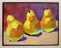 "Heirlooms Dana Hooper  7"" x 9"" oil on canvas $650"