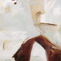 "White Mesa Arch - Arizona Tierney M. Miller 30"" x 30"" oil on canvas $1650"