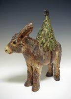 Interfaith Donkey Kari Rives clay