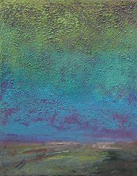 "2010 Albert Scharf  18"" x 14"" oil on canvas $725"