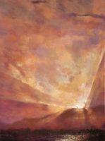 """Hope Albert Scharf 40"""" x 30"""" oil on canvas"""