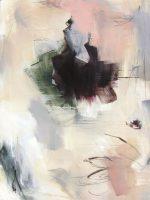 "The Unfolding Monika Steiner  36"" x 48"" oil on canvas $4600"