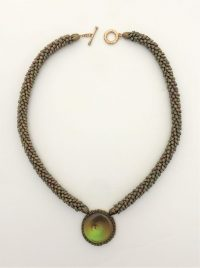 Earth Spin - Necklace Adriana Walker  $248