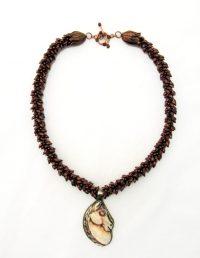 Copper Pony - Necklace Adriana Walker $228