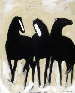 Black Horses by
